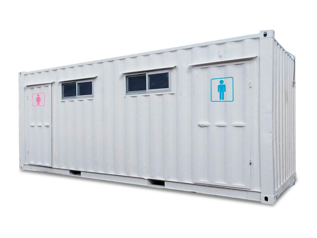 ¿Cómo son los contenedores sanitarios?