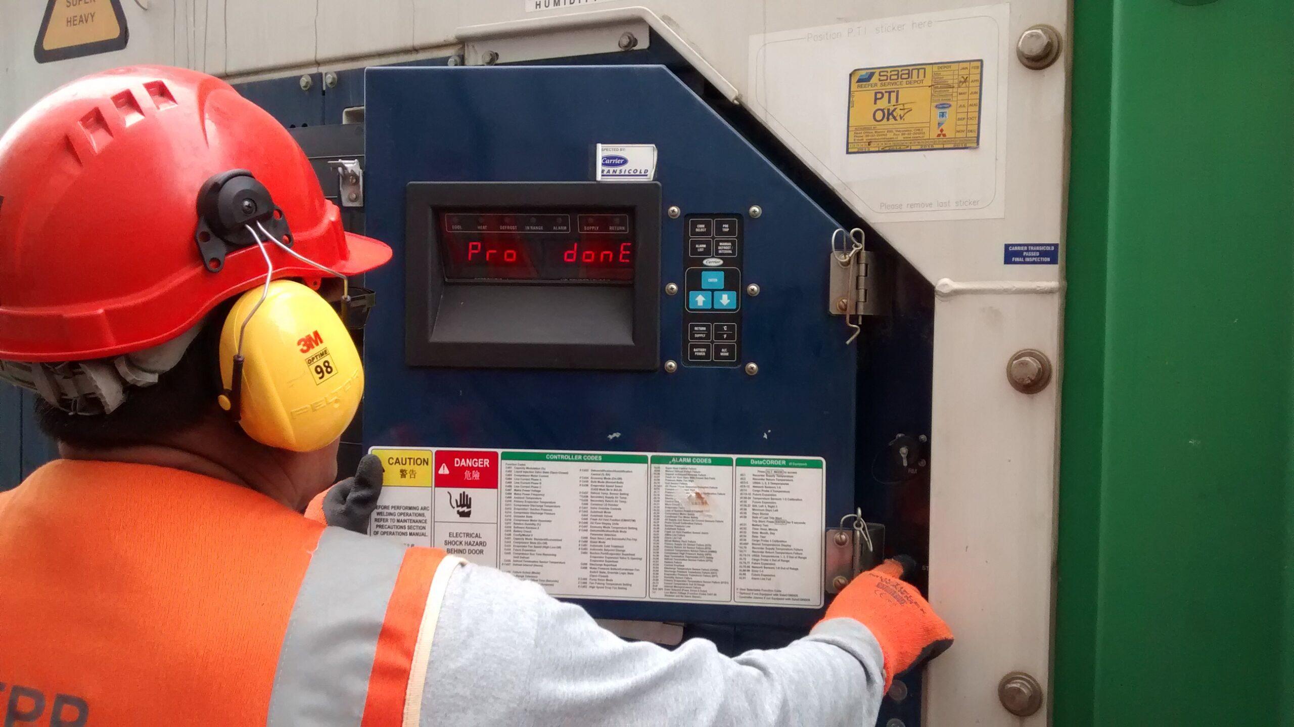 Unidades reefer: nuestro servicio técnico, siempre que lo necesites