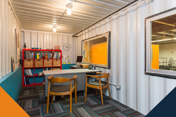 Contenedores oficina: tu espacio, resuelto